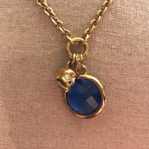 Betsey Johnson Jewelry - Betsey Johnson Blue Stone